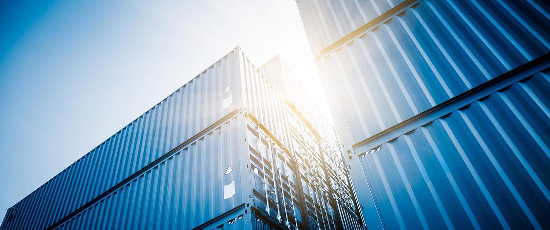 Modulare Containeranlagen